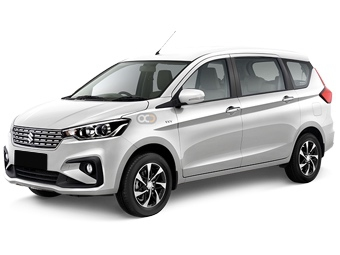 Suzuki  Ertiga Price in Sharjah - Van Hire Sharjah - Suzuki  Rentals