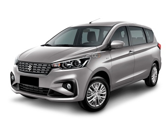 Suzuki  Ertiga Cargo Price in Fujairah - Van Hire Fujairah - Suzuki  Rentals