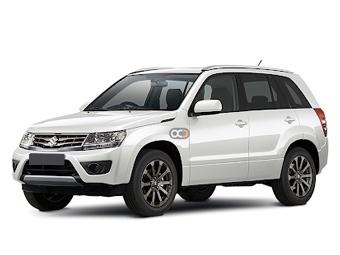 Suzuki  Grand Vitara Price in Tbilisi - SUV Hire Tbilisi - Suzuki  Rentals