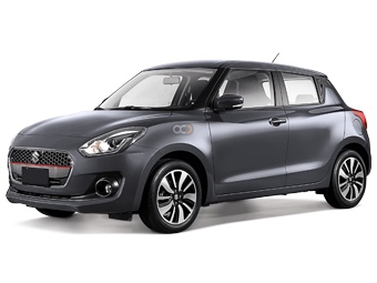 Suzuki  Swift Price in Sharjah - Compact Hire Sharjah - Suzuki  Rentals