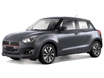 Suzuki  Swift Price in Sharjah - Compact Hire Sharjah - Suzuki  Rentals