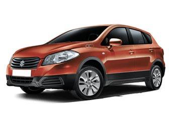 Hire Suzuki  SX4 - Rent Suzuki  Tbilisi - Sedan Car Rental Tbilisi Price