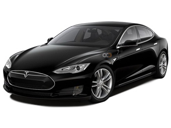 Hire Tesla Model S - Rent Tesla Dubai - Electric Car Rental Dubai Price