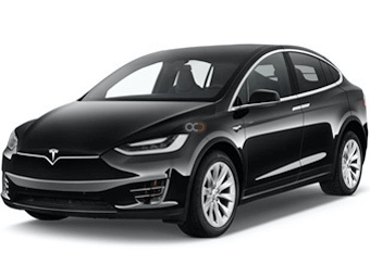Hire Tesla Model X - Rent Tesla Dubai - Electric Car Rental Dubai Price