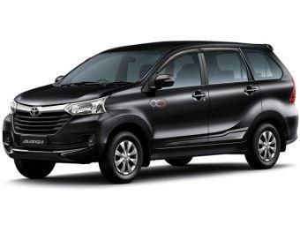 Toyota Avanza Price in Dubai - Van Hire Dubai - Toyota Rentals