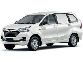 Hire Toyota Avanza Cargo - Rent Toyota Dubai - Minivan Car Rental Dubai Price