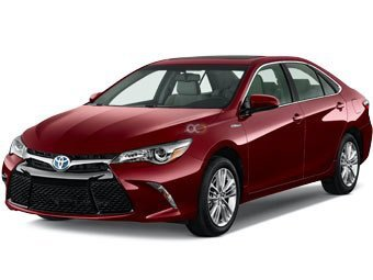 Hire Toyota Camry Hybrid - Rent Toyota Muscat - Hybrid Car Rental Muscat Price