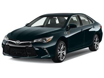 Hire Toyota Camry - Rent Toyota Baku - Sedan Car Rental Baku Price
