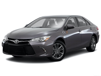 Toyota Camry Price in Tbilisi - Sedan Hire Tbilisi - Toyota Rentals