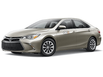 Toyota Camry Price in Dubai - Sedan Hire Dubai - Toyota Rentals