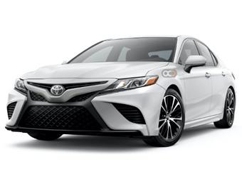 Toyota Camry Price in Salalah - Sedan Hire Salalah - Toyota Rentals