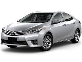Hire Toyota Corolla - Rent Toyota Sharjah - Sedan Car Rental Sharjah Price