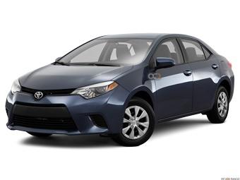 Toyota Corolla Price in Tbilisi - Sedan Hire Tbilisi - Toyota Rentals