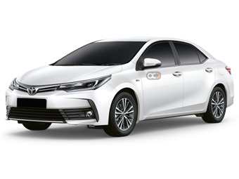 Toyota Corolla Price in Melbourne - Sedan Hire Melbourne - Toyota Rentals