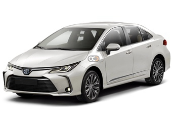 Hire Toyota Corolla - Rent Toyota Abu Dhabi - Sedan Car Rental Abu Dhabi Price
