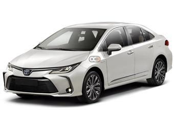 Hire Toyota Corolla - Rent Toyota Dubai - Sedan Car Rental Dubai Price