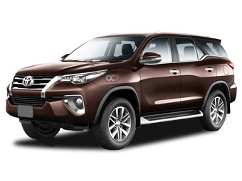Hire Toyota Fortuner - Rent Toyota Sharjah - SUV Car Rental Sharjah Price