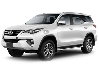 Hire Toyota Fortuner - Rent Toyota Duqm - SUV Car Rental Duqm Price