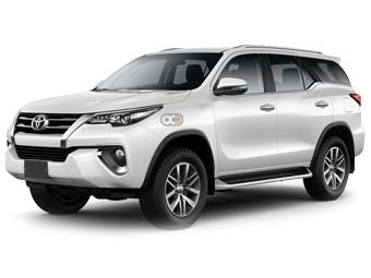 Toyota Fortuner Price in Sur - SUV Hire Sur - Toyota Rentals