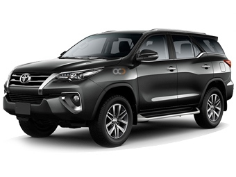 Hire Toyota Fortuner - Rent Toyota Dubai - SUV Car Rental Dubai Price