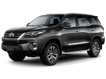 Hire Toyota Fortuner - Rent Toyota Tbilisi - SUV Car Rental Tbilisi Price