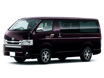 cdaa51edae Rent Toyota Hiace 2016  Monthly basis in Dubai
