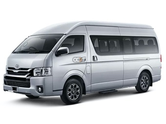 Toyota Hiace Price in Melbourne - Van Hire Melbourne - Toyota Rentals