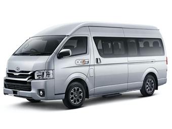Toyota Hiace Price in Melbourne - Van Hire Melbourne - Toyota Rentals