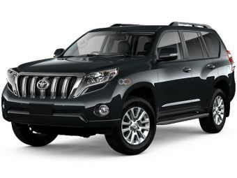 Toyota Prado 2015 for hire