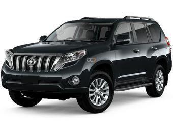 Hire Toyota Prado - Rent Toyota Dubai - SUV Car Rental Dubai Price