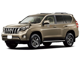 Hire Toyota Prado - Rent Toyota Baku - SUV Car Rental Baku Price