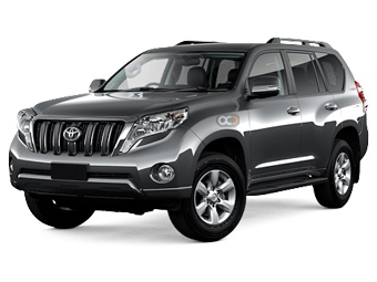 Toyota Prado Price in Tbilisi - SUV Hire Tbilisi - Toyota Rentals