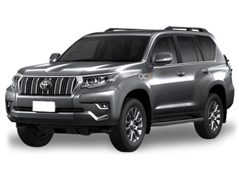 Hire Toyota Prado - Rent Toyota Dubai - SUV Car Rental Dubai Price