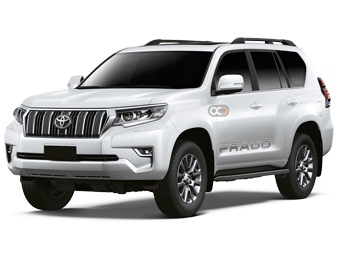 Toyota Prado Price in Sharjah - SUV Hire Sharjah - Toyota Rentals
