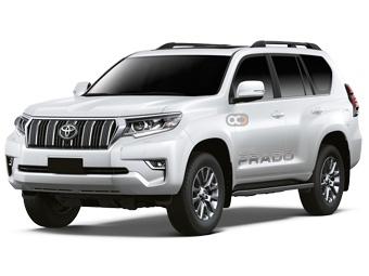 Toyota Prado Price in Dubai - SUV Hire Dubai - Toyota Rentals