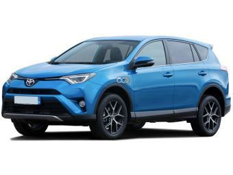 Hire Toyota Rav4 - Rent Toyota Dubai - Crossover Car Rental Dubai Price