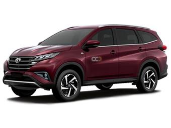 Hire Toyota Rush - Rent Toyota Dubai - SUV Car Rental Dubai Price