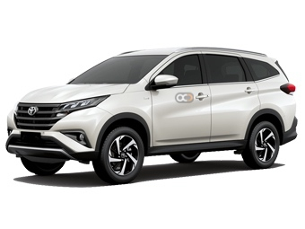 Hire Toyota Rush - Rent Toyota Dubai - SUV Car Rental Dubai Price