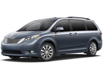 Hire Toyota Sienna - Rent Toyota Dubai - Van Car Rental Dubai Price