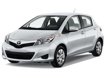 Toyota Yaris Price in Dubai - Compact Hire Dubai - Toyota Rentals
