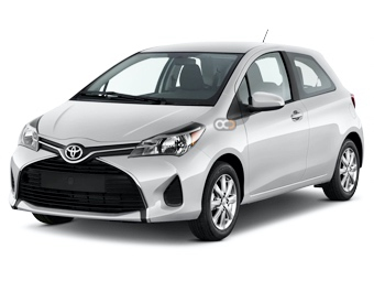 Hire Toyota Yaris - Rent Toyota Dubai - Compact Car Rental Dubai Price