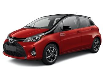 Hire Toyota Yaris - Rent Toyota Dubai - Compact Car Rental Dubai Price