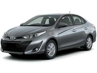 Toyota Yaris Sedan Price in Phuket - Sedan Hire Phuket - Toyota Rentals