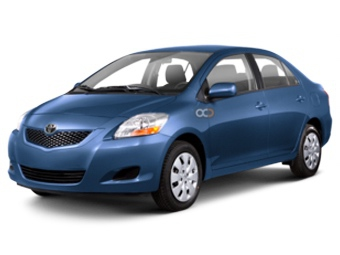 Hire Toyota Yaris Sedan - Rent Toyota Ajman - Sedan Car Rental Ajman Price