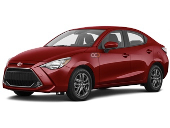 Toyota Yaris Sedan Price in Abu Dhabi - Sedan Hire Abu Dhabi - Toyota Rentals