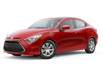 Hire Toyota Yaris Sedan - Rent Toyota Dubai - Sedan Car Rental Dubai Price