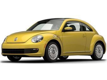 Rent a car Dubai Volkswagen Beetle