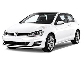 Volkswagen Golf7 Price in Marrakesh - Sedan Hire Marrakesh - Volkswagen Rentals