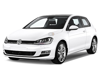 Volkswagen Golf7 Price in Marrakesh - Compact Hire Marrakesh - Volkswagen Rentals