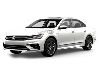 Hire Volkswagen Passat CC - Rent Volkswagen Casablanca - Sedan Car Rental Casablanca Price